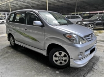 2006 TOYOTA AVANZA Toyota Avanza 1.3 AUTO TIPTOP CONDITION 1 OWNER