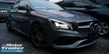 2017 MERCEDES-BENZ CLA 180 AMG 1.6 / NEW FACELIFT / 5 YEARS WARRANTY UNLIMITED KM