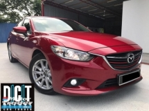2015 MAZDA 6 2.0 SDN NEW FACELIFT PREMIUM HIGH SPEC ONE DOCTOR OWNER 99% LIKE NEW CAR MUCH BUY