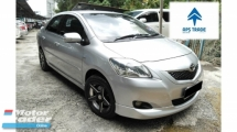 2008 TOYOTA VIOS 2008 Toyota VIOS 1.5 S New Facelift Large Monitor