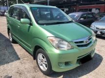 2010 TOYOTA AVANZA 1.5E (A) TIP-TOP CONDITION