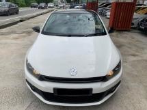 2012 VOLKSWAGEN SCIROCCO 1.4 TSI ORIGINAL CONDITION LIKE NEW CAR 1 OWNER LOW MILEAGE