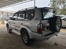 2001 TOYOTA PRADO LANDCRUISER PRADO 2.7 GS FACELIFT CARKING LIMITED EDITION TIPTOP