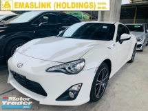 2015 TOYOTA 86 2.0 Coupe New Arrival Unregister Ezy High Loan Available Cheapest Sport Car 2 Door 2hp Subaru Boxer Engine 6Speed Auto