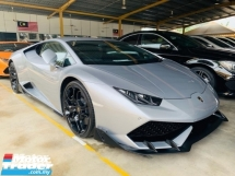 2017 LAMBORGHINI HURACAN 5.2 LP610-4 New Arrival Unregister SST included Loan provided