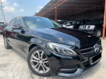 2015 MERCEDES-BENZ C-CLASS C200 CLASSIC TIP TOP CONDITION