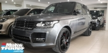 2015 LAND ROVER RANGE ROVER VOGUE 5.0 AUTOBIO / FULLY OVERFINCH CONVERT / READY STOCK