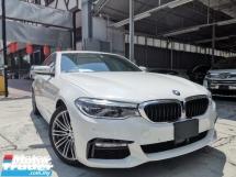 2017 BMW 5 SERIES 530i 2.0 M Sport NEW FACELIFT JAPAN SPEC FULL SPEC UNREG