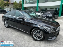 2016 MERCEDES-BENZ C-CLASS C200 2.0  AVANT-GARDE TURBOCHARGED HUD,HANDS FREE ACCESS  JAPAN UNREG BUY&WIN FREE 5 YEARS WARRANTY