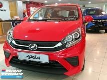 2019 PERODUA AXIA NEW FACELIFT GXTRA AUTO