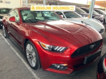 2016 FORD MUSTANG 2.3 eco boost back camera electric seat unregistered