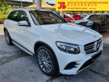 2017 MERCEDES-BENZ GLC GLC250 4MATIC (A) Warranty Till 2021