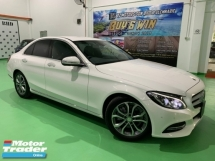 2016 MERCEDES-BENZ C-CLASS BUY&WIN C200 2.0 AVANT-GARDE JAPAN UNREG FREE 5 YEARS WARRANTY