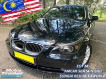 2007 BMW 5 SERIES 523I SPORT (CKD) 2.5 FACELIFT (A) LOCAL [LOW PRICE]