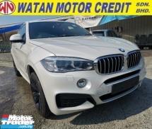 2015 BMW X6 3.0 xDrive 40d M Sport Unregister 1 YEAR WARRANTY