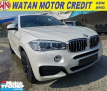 2015 BMW X6 3.0 xDrive 40d M Sport Unregister 1 YEAR WARRANTY