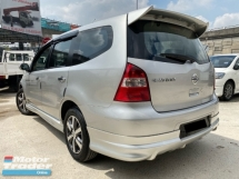2014 NISSAN GRAND LIVINA 1.8 AUTECH IMPUL FULL SPEC - WARRANTY 1 TAHUN - LIKE NEW - BODYKIT - LEATHER SEAT - DVD TOUCH SCREEN - REVERSE CAM - END YEAR SALE