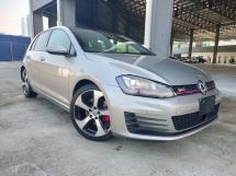 2014 VOLKSWAGEN GOLF 2014 Volkswagen Golf GTI MK7 Sun Roof Pre Crash Leather Seat DCC Unregister for sale