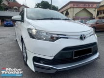 2013 TOYOTA VIOS 1.5 (A) FULL BODY KIT - 1 OWNER