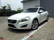 2013 VOLVO S60 T5 2.0 (A) YEAR END SPEC KEYLESS NAVI