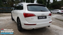 2011 AUDI Q5 2.0 TFSI Quattro AWD 2.0 (CBU New) Housewife Carefully Owner Car Keep On Very Good Condition Clean And Tidy Interior No Repair Need Buy And Driver Worth Buy