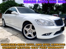 2014 MERCEDES-BENZ S-CLASS S350L CBU UNIT SUNROOF FREE WARRANTY
