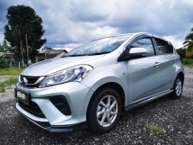 2018 PERODUA MYVI 1.3 AUTO / PUSH START / JVC PLAYER ANDROID SYSTEM / MILEAGE BELOW 25K KM / FULL SERVICE RECORD STILL UNDER WARRANTY / FULL LOAN