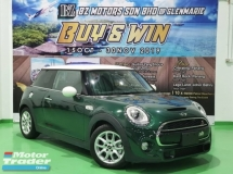 2015 MINI 3 DOOR 2015 MINI COOPER S 2.0A  TWIN TURBO NEW FACELIFT JAPAN SPEC SELLING PRICE ( RM 134000.00 NEGO )