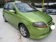 2008 CHEVROLET AVEO 1.5 (A) One Owner Accident Free High Loan Tip Top Condition Must View Can Loan Kedai