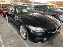 2015 BMW Z4 2.0 sDrive20i M sport package push start sport mode unregistered