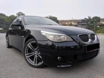 2008 BMW 5 SERIES 530i 3.0 E60 (A) M-SPORT ORI LCI 525I 520I