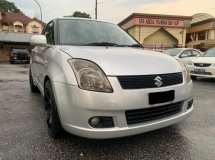 2006 SUZUKI SWIFT 1.5