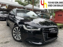 2013 AUDI A6  2.0 T HYBRID (A) ORIGINAL PAINT 1 LADY OWNER