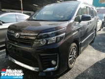 2015 TOYOTA VOXY 2.0 ZS/LIMITED COLOR/FREE 5 YEARS WARRANTY/2X POWER DOOR/PUSH START