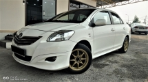 2012 TOYOTA VIOS  1.5 J FACELIFT (A) LOW MILEAGE