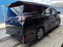 2016 TOYOTA VELLFIRE 2.5Z Golden Eyes Pre Crash Sunroof Roof Monitor Unreg Sale Offer