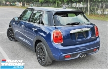 2015 MINI 5 DOOR 2015 MINI COOPER S 2.0A TWIN TURBO FACELIFT JAPAN SPEC CAR SELLING PRICE ONLY ( RM 149000.00 NEGO )