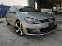2014 VOLKSWAGEN GOLF GTI SUNROOF LEATHER ELECTRONIC SEAT DCC PKG OFFER UNREG