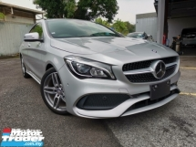 2016 MERCEDES-BENZ CLA 180 AMG FACELIFT SILVER RADAR BSM KEYLESS OFFER UNREG