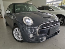 2015 MINI 5 DOOR COOPER S 2.0 TURBO GREY REMUS EXHAUST OFFER UNREG