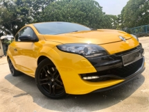 2012 RENAULT MEGANE COUPE 2.0 (M) CBU IMPORT NEW LIMITED EDITION