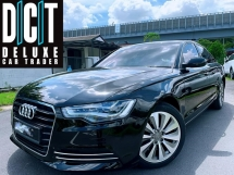 2015 AUDI A6 HYBRID HIGH SPEC POWER BOOT LOCAL SPEC SUNROOF