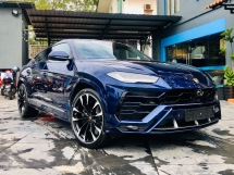 2018 LAMBORGHINI LAMBORGHINI OTHER URUS 4.0 V8 TWIN-TURBOCHARGED WITH AKRAPOVIC EXHAUST SYSTEM