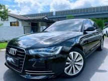 2015 AUDI A6 HYBRID 2.0 (A) HYBIRD ONE DOCTOR OWNER SUPER LOW MILEAGE 99%LIKE NEW CAR
