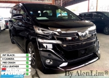 2015 TOYOTA VELLFIRE EXECUTIVE LOUNGE EL 3.5 (UNREG) FREE WRTY n SERVICE