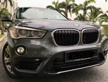 2017 BMW X1 2.0 SDRIVE 20i (CKD) Low Milage CONDITION TIPTOP