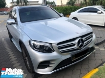 2016 MERCEDES-BENZ GLC 250 2.0 AMG IN LINE 4 MATIC REGISTER SEPT 2016 WITH NICE NO 8989 FULL SERVICE RECORD LOW MILEAGE