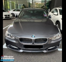 2015 BMW 3 SERIES 320i SPORT FULL SERVICE RECORD BY INGRESS AUTO REGISTER OCT 2015 BMW MALAYSIA