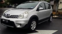 2011 NISSAN X-Gear Nissan Livina 1.6 X-Gear (A) full loan
