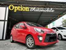 2015 PERODUA AXIA ADVANCE (A) UNDER WARRANTY FULL SPEC LIKE NEW CAR